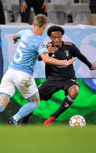Match Time   Post Malmö - Juventus