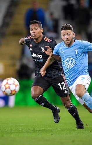 Malmö - Juventus | Alex Sandro: «Contento per il mio gol»