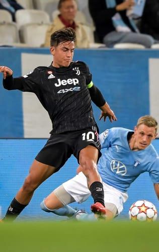 Malmö - Juventus | Dybala: «Abbiamo vinto giocando bene»