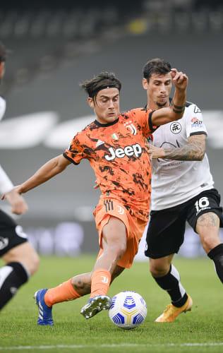 Spezia - Juventus | Poker of 2020