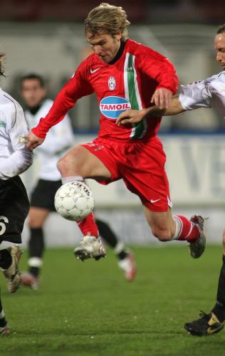Spezia - Juventus | Nedved-goal at 92': the 2007 draw