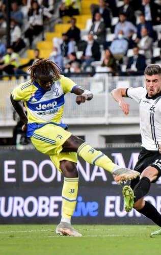 Highlights Serie A   Spezia - Juventus