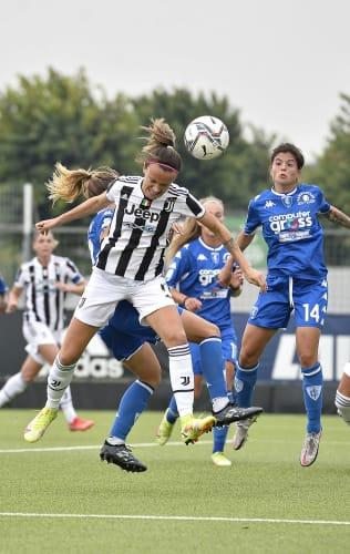 Women | Serie A - Matchweek 4 | Juventus - Empoli