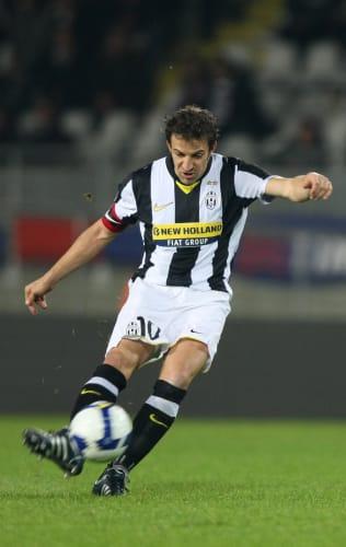 Juventus - Roma | Del Piero-Marchionni: the 2008 victory