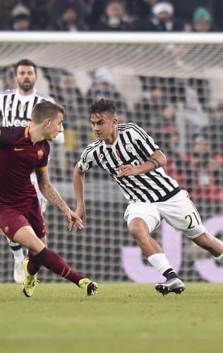 Juventus - Roma | Dybala-goal! Victory of 2016