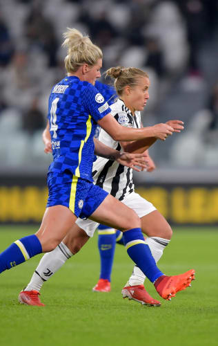 Match Time | Post Juventus Women - Chelsea