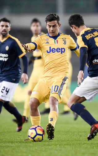 Protagonisti | La doppietta di destro di Dybala a Verona