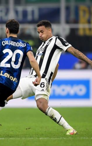 "Inter - Juventus | Danilo: ""An important point"""