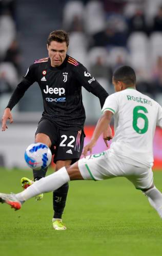 Highlights Serie A | Juventus - Sassuolo