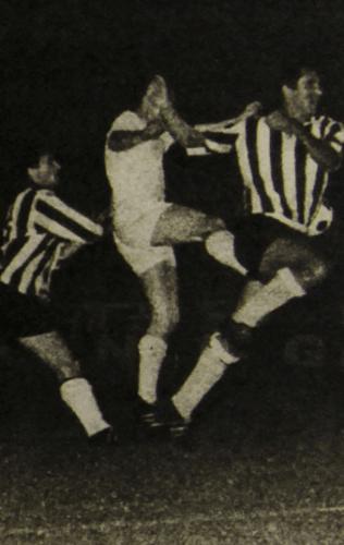 Juventus - Ferencvaros | Il precedente del 1965