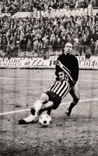 I match contro le ungheresi | 1970-71: Juventus-Pecsi Dosza