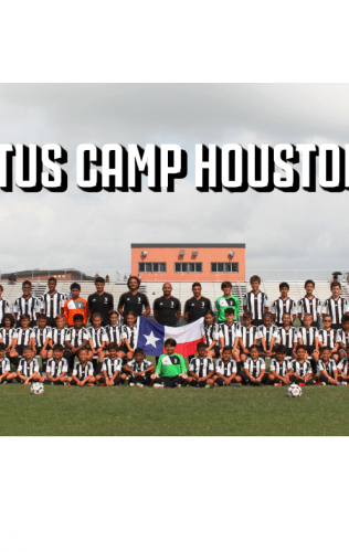 JUVENTUS TRAINING CAMP HOUSTON (U5-U17 BOYS & GIRLS)