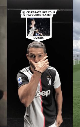 La Juventus sbarca su TikTok!