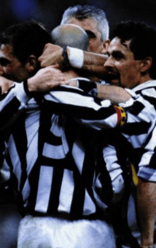 Turning Time | Juventus-Parma, Vialli's masterpiece