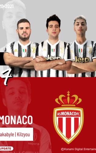 eSports | Matchweek 7 | Juventus - Monaco